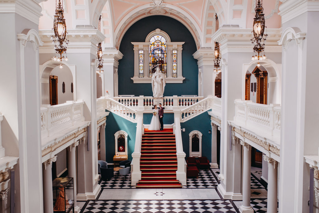 woolwich town hall wedding by Fleming Photo